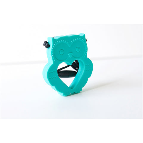 Mini Owl, Turquoise *NEW* - Canadian DIY Supply