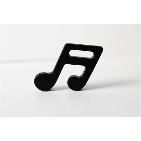 Music Note Black - Canadian DIY Supply