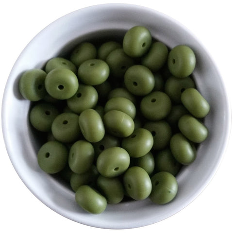 MINI Abacus (14mm), Olive