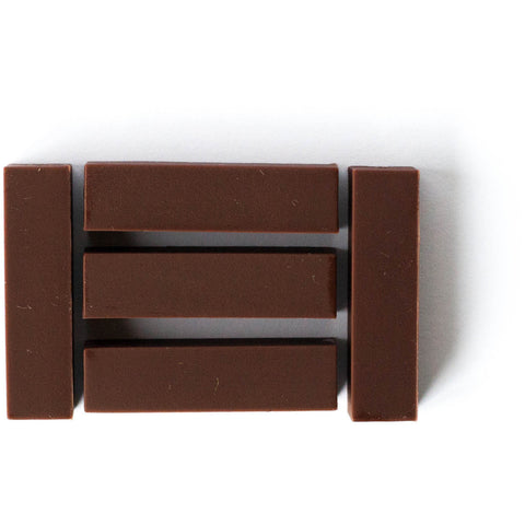 Rectangle Chocolate Brown - Canadian DIY Supply - 1
