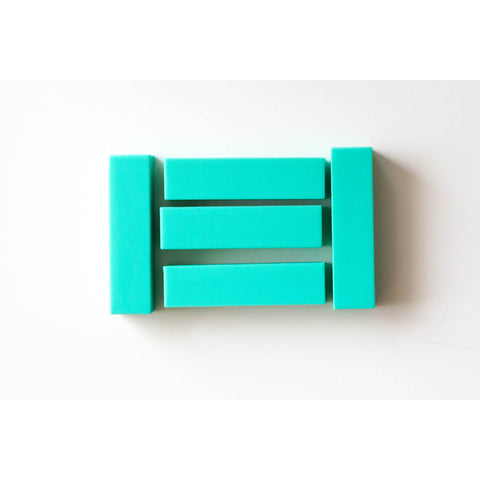 Rectangle Turquoise - Canadian DIY Supply - 1
