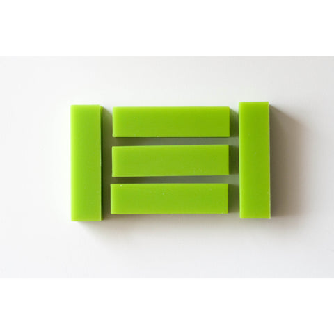 Rectangle Chartreuse Green - Canadian DIY Supply - 1