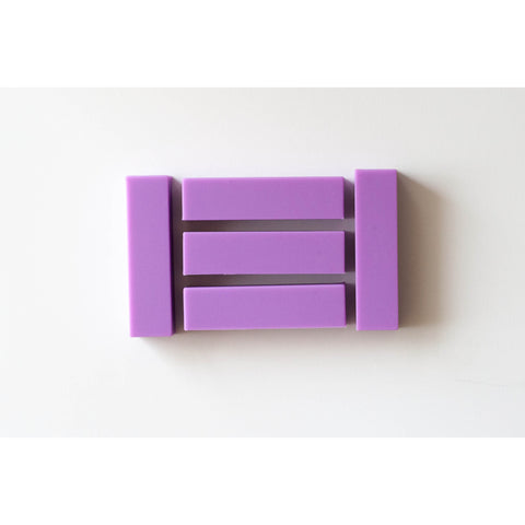 Rectangle Lavender - Canadian DIY Supply - 1