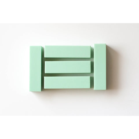 Rectangle Mint - Canadian DIY Supply - 1