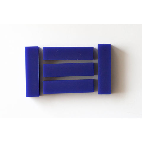 Rectangle Midnight Blue - Canadian DIY Supply - 1