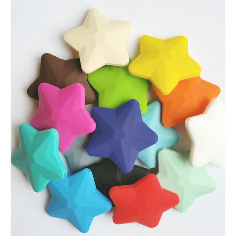 Faceted Stars: BULK Lots - Canadian DIY Supply