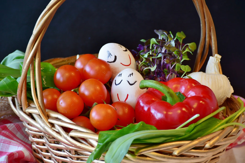 Farm To Table Garden Fresh Omelettes Make Spring Fun