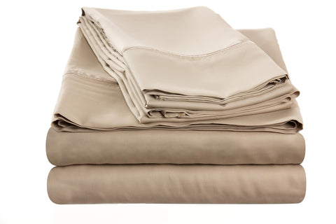 NuSleep Sheet Set - Powered By 37.5® Technology - Sand