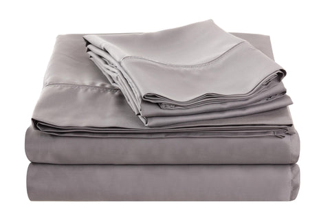 NuSleep Sheet Set - Powered By 37.5® Technology - Gray
