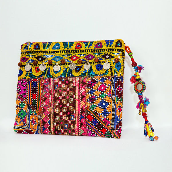 Caravan Carryall- Brights - The Sattva Collection