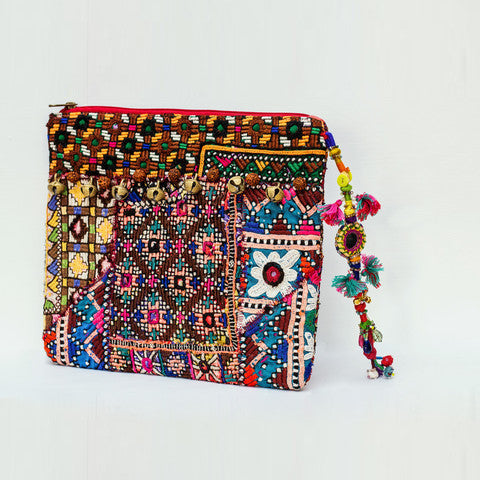 Caravan Carryall- Deephues - The Sattva Collection