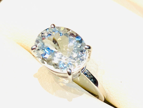 Astrological Gemstone Ring-Venus-Diamond