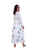 Lalita Dress White