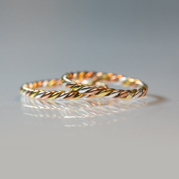 3 Metal Ring - The Sattva Collection