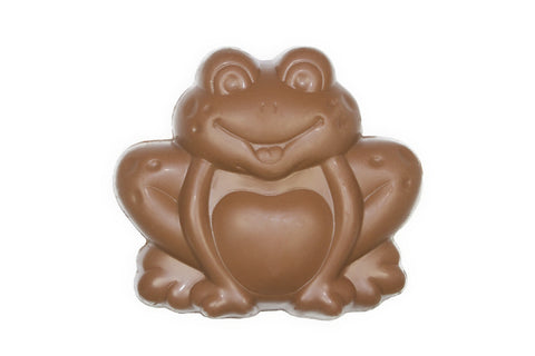 Peanut Butter Filled Frog