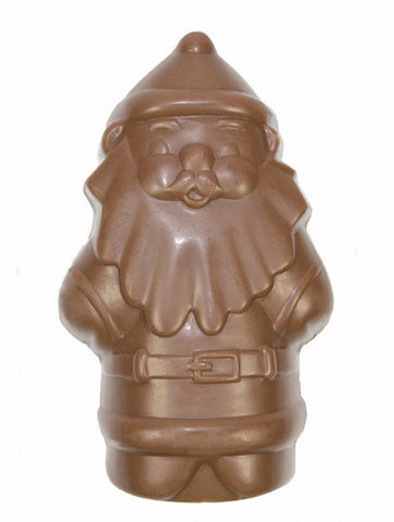 Peanut Butter Filled Santa