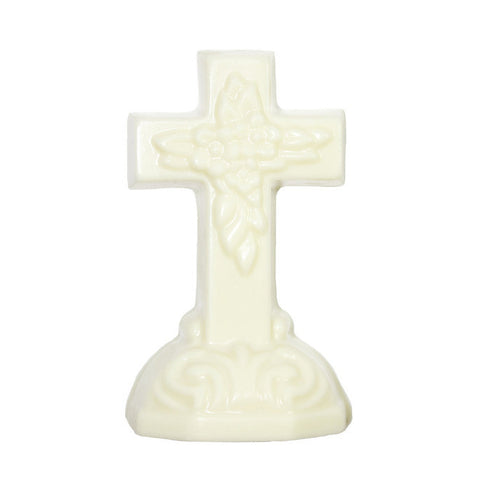 White Chocolate Cross