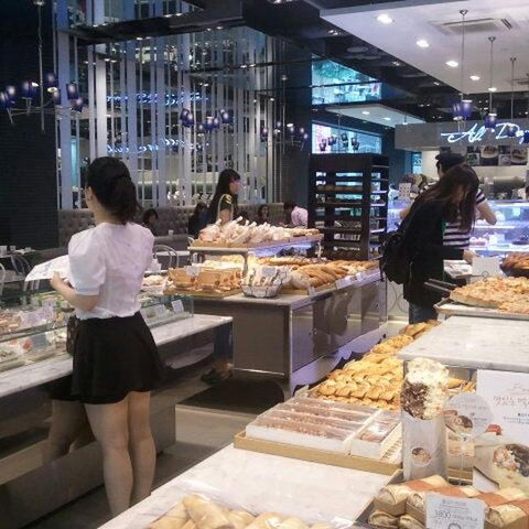 Paris Baguette in South San Francisco - Best Bakery