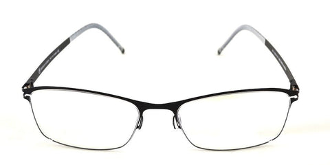 Seesun Super Flex 4 Black Eyeglasses - Eyewear Envy - 1
