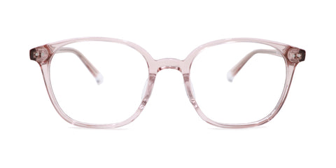 TC Fit | Osaka Crystal Pink Asian Fit Eyeglasses