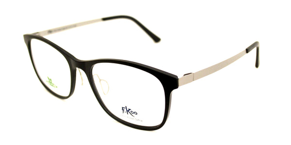 Seesun Eco-3 Black Eyeglasses - Eyewear Envy - 2