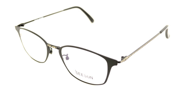 Seesun 4093 Black Eyeglasses