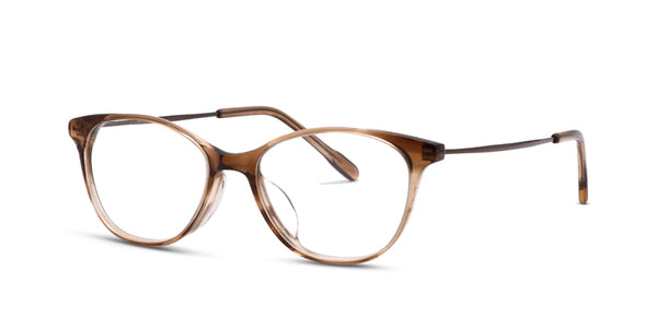 TC Charton | Akiko Brown Asian Fit Eyeglasses