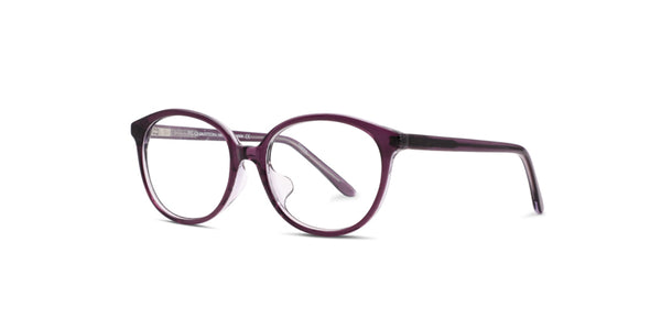 TC Charton | Angelina Purple Asian Fit Kid's Eyeglasses