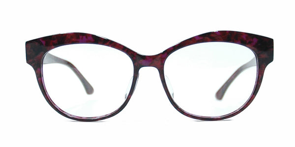 TC Charton | Mae Magenta Quartz Women's Asian Fit Eyeglasses