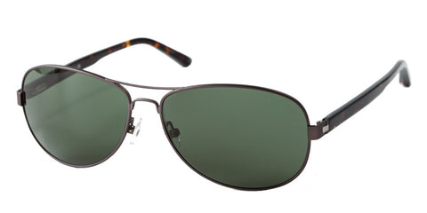 TC Charton | Ryan Gunmetal Sunglasses
