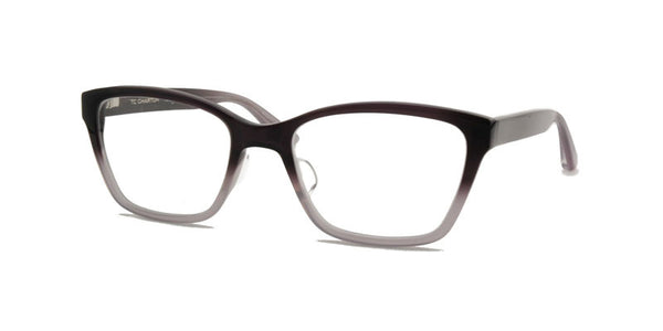 TC Charton | Wilma Black Gray Asian Fit Eyeglasses