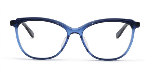 TC Charton | Wynonna Crystal Blue Fade Asian Fit Eyeglasses