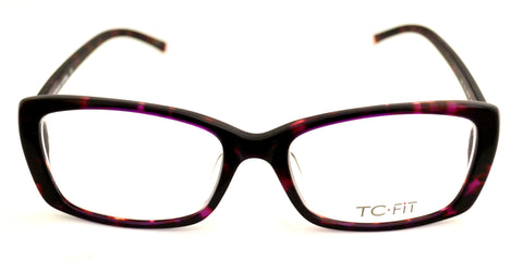 TC Fit | Bali Burgundy Eyeglasses