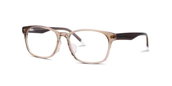 TC Fit | Barcelona Crystal Brown and Chocolate Asian Fit Eyeglasses