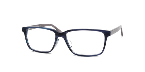 TC Fit | Frankurt Cosmic Blue Asian Fit Eyeglasses