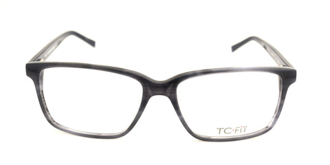 TC Fit | Frankurt Gray Eyeglasses - Eyewear Envy - 1