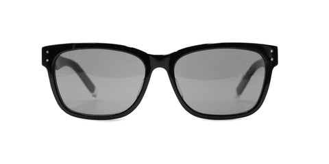 TC Fit | Morocco Asian Fit Unisex Black Sunglasses