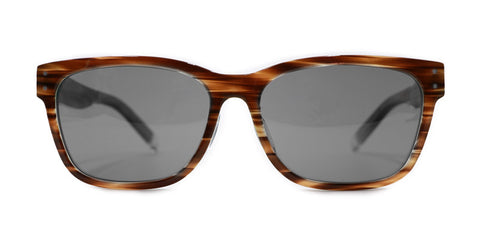 TC Fit | Morocco Asian Fit Unisex Brown Sunglasses