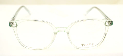 TC Fit | Osaka Crystal Green Asian Fit Eyeglasses