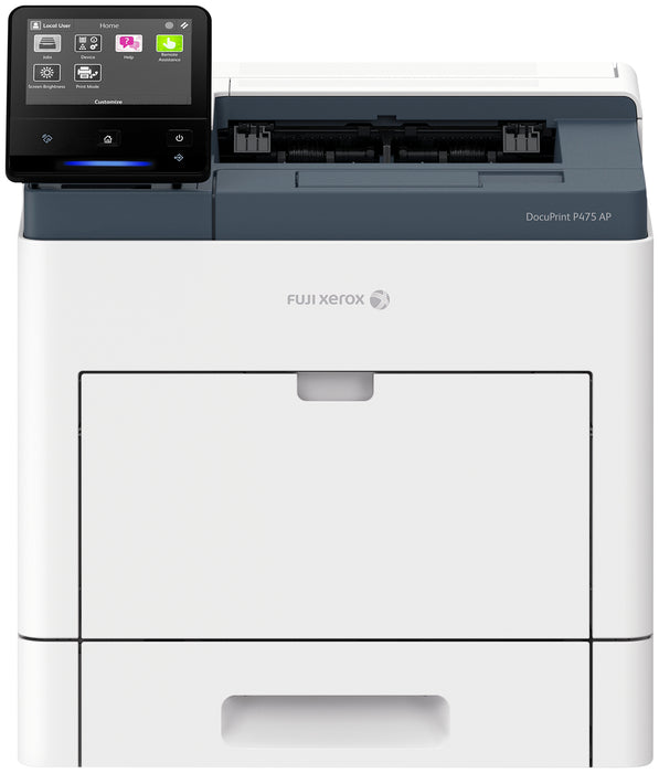 Fuji Xerox DocuPrint P475 AP - 53 ppm A4 Mono Laser Printer