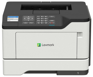 Lexmark MS521dn A4 Mono Laser Printer