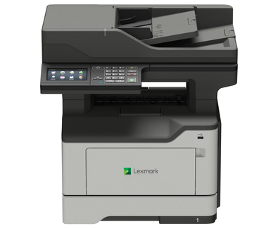 Lexmark MX522adhe A4 Mono Multifunction Laser Printer - The Printer Clinic