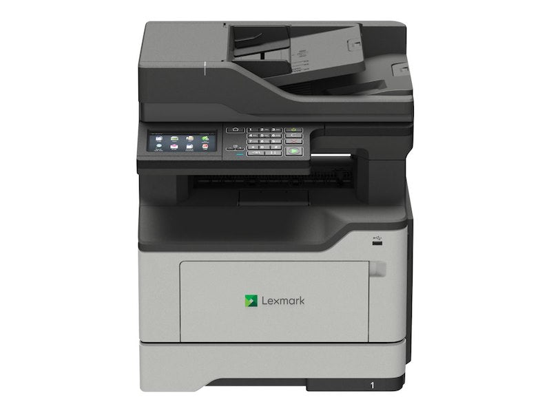 Lexmark MX421ade A4 Mono Multifunction Laser Printer - The Printer Clinic