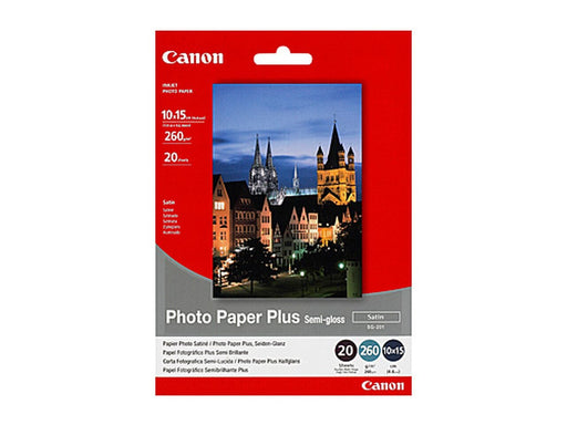 Canon 4X6 Semi Gloss Photo Paper SG2014X6 (20pk)
