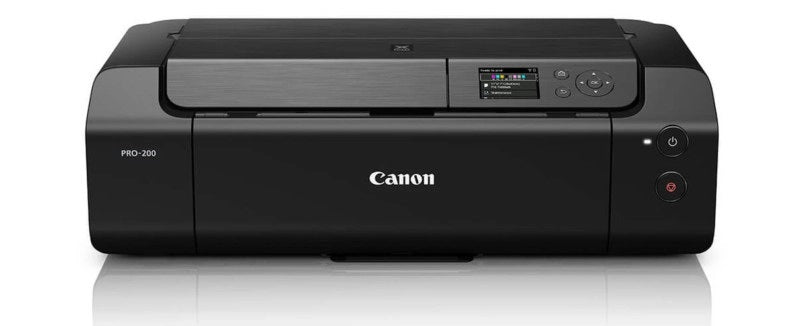 Canon Pixma PRO-200 A3+ Photographic Printer