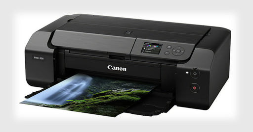 Canon Pixma PRO-200 A3+ Photographic Printer (NOW IN STOCK)
