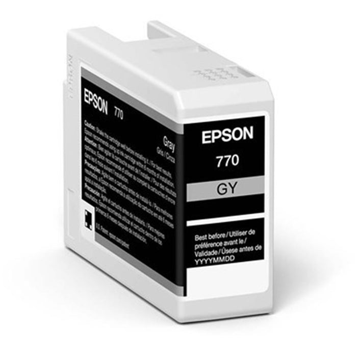 Epson T46S7 Genuine Grey Toner Cartridge