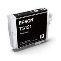 Epson T3121 Genuine Photo Black Toner Cartridge