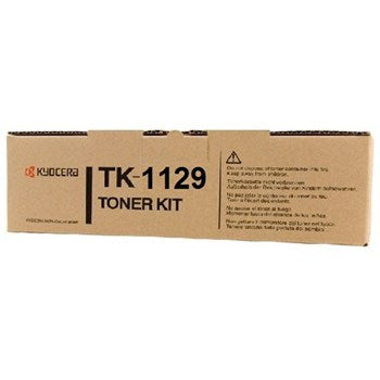 Kyocera TK1129 Toner Kit FS-1061,Genuine OEM, 2.1k Yield, TK-1129