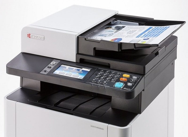 Kyocera ECOSYS M5526cdw A4 Colour Multifunction Printer